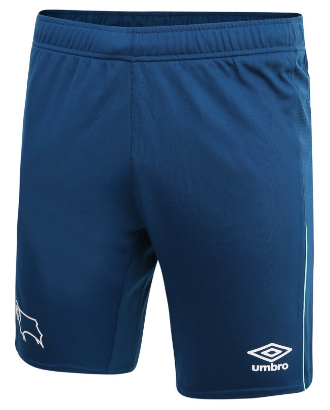 Derby County Home Shorts 2020-21