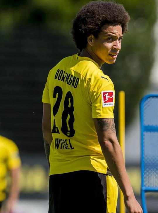 Dortmund 28 Witsel