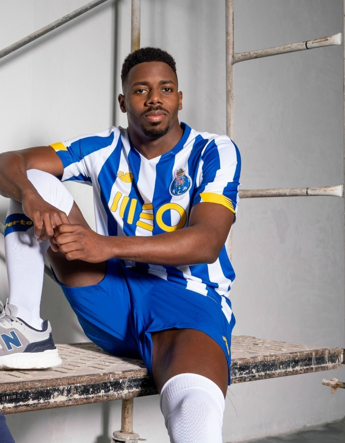 FC Porto Uniform 2020 2021 New Balance