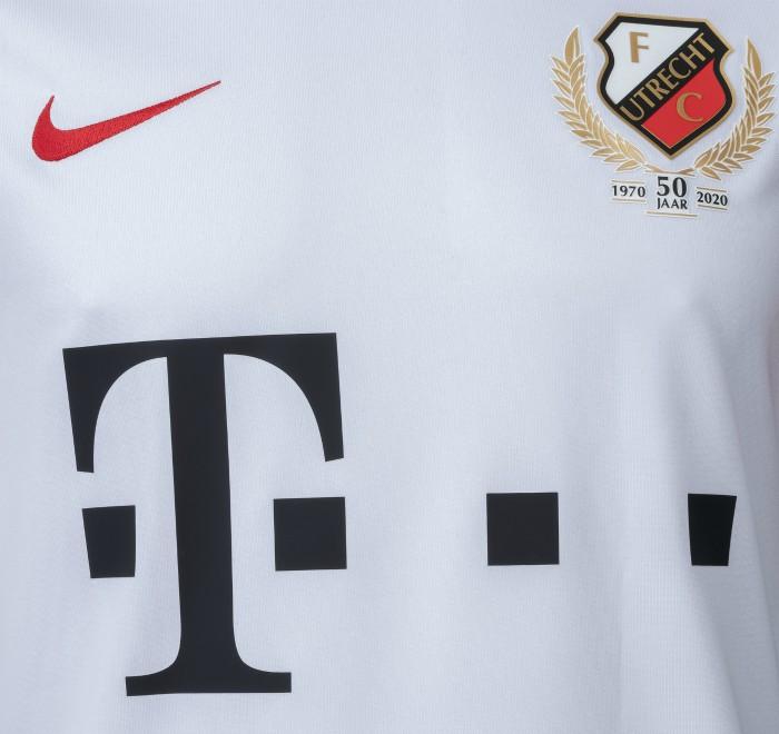 FC Utrecht 50 Years Anniversary Logo