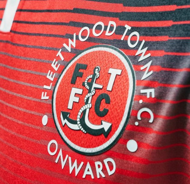 FTFC Shirt 2020-21 Closeup