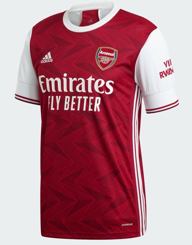 Jersey Arsenal 2020 2021