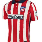 New Atletico Madrid Kit 2020-21 | Nike unveil Atleti home jersey with distorted stripes