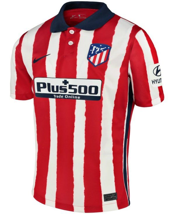 Jersey Atletico Madrid 2020 2021