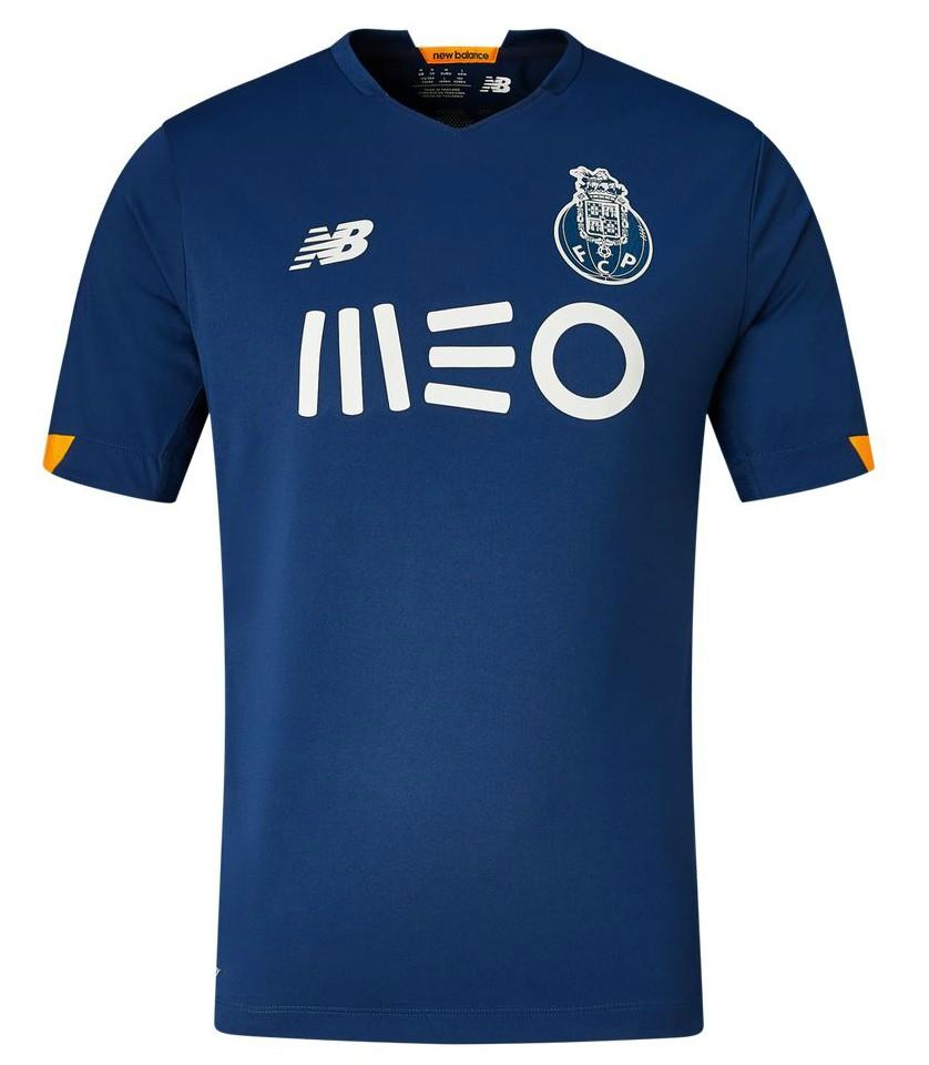 Navy Porto Away Jersey 2020 2021
