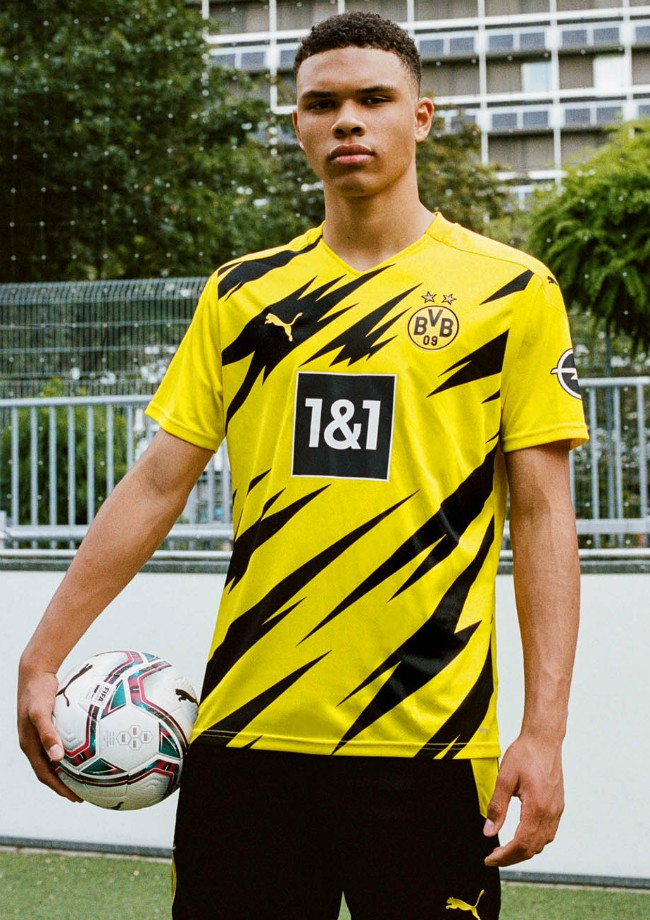 New BVB Kit 2020 2021
