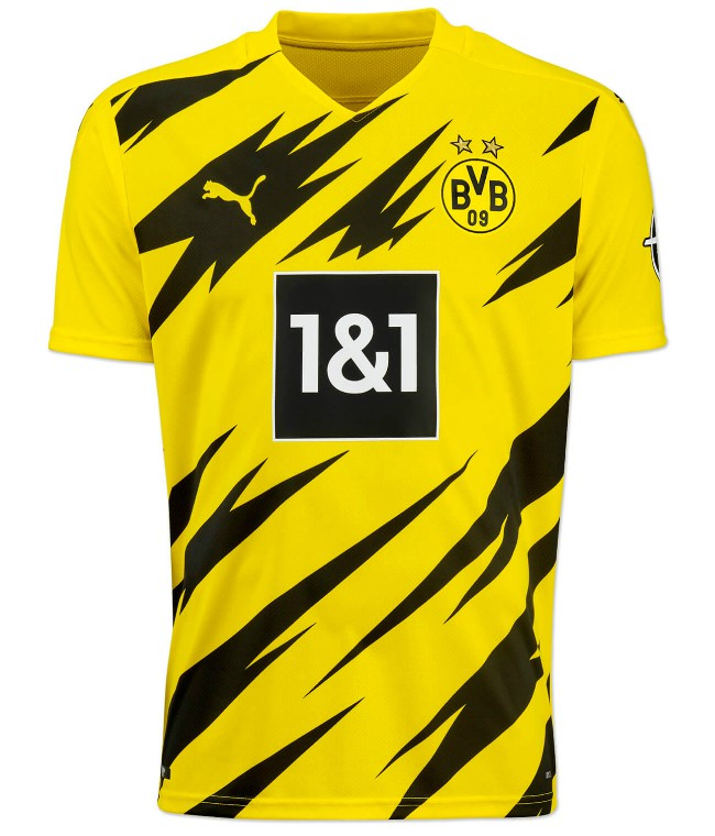 New Borussia Dortmund Top 2020-21