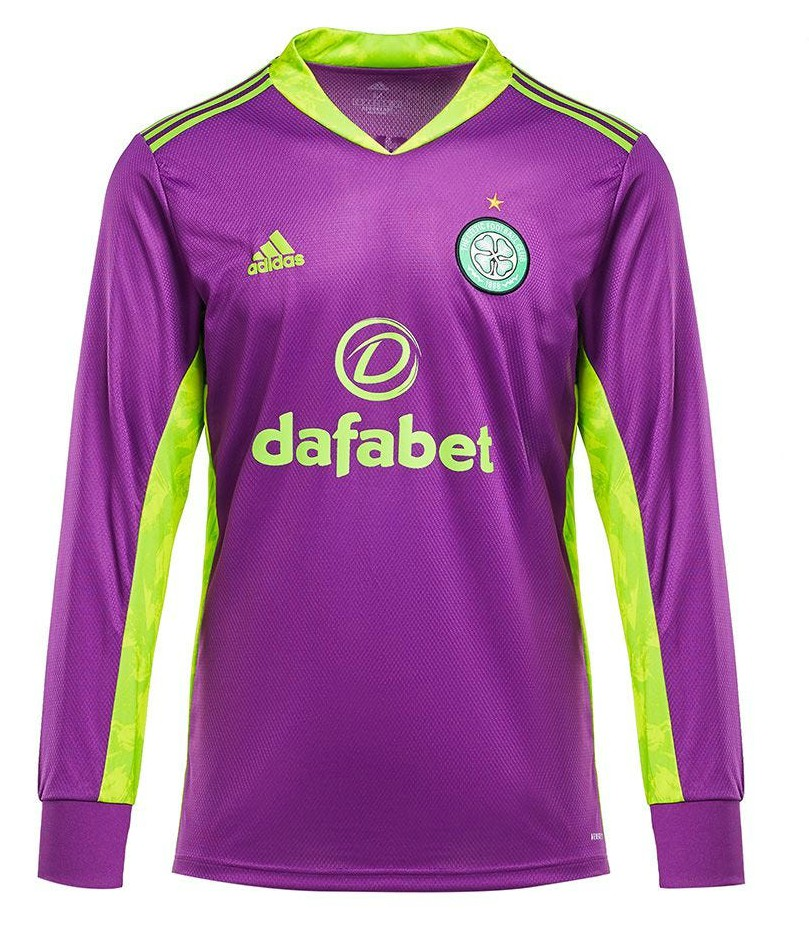 New Celtic Goalkeeper Kit 20-21