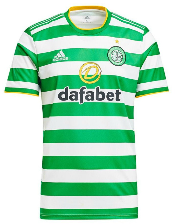 New Celtic Shirt 2020-21