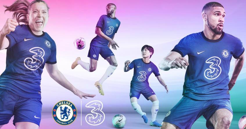 New Chelsea FC Strip 20-21