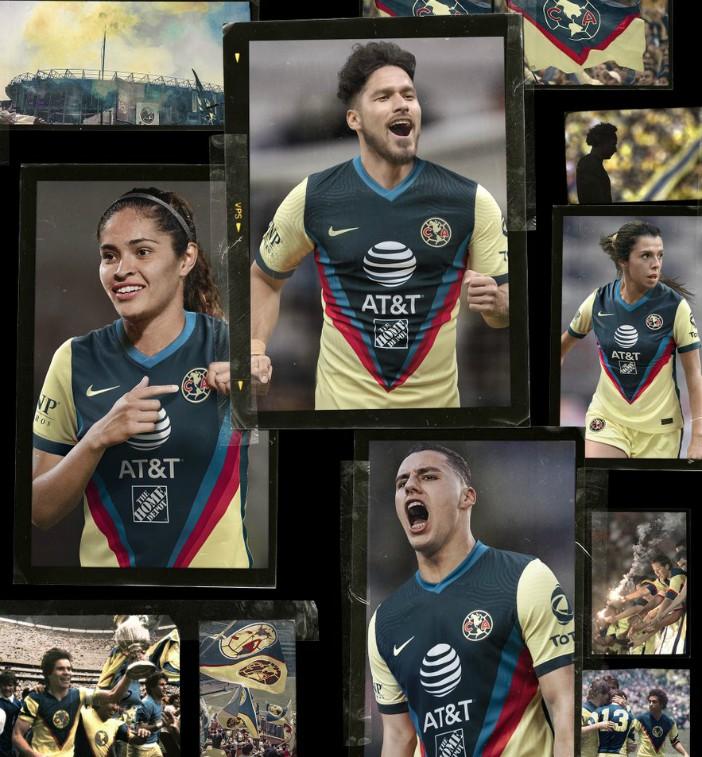 New Club America Home Jersey 2020 2021