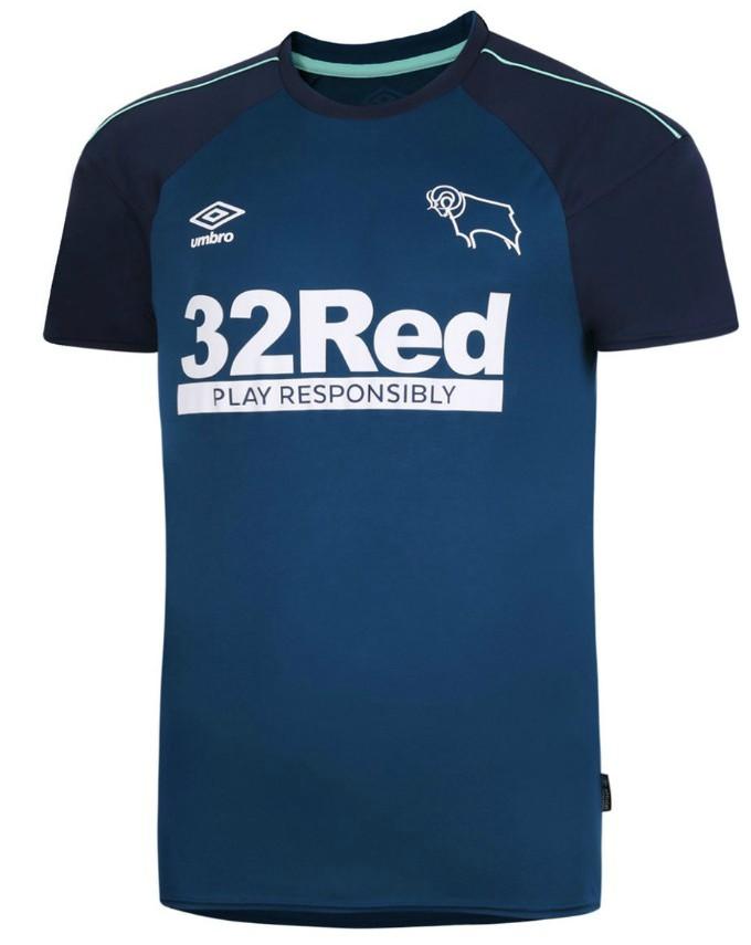 New DCFC Blue Away Kit 2020 2021