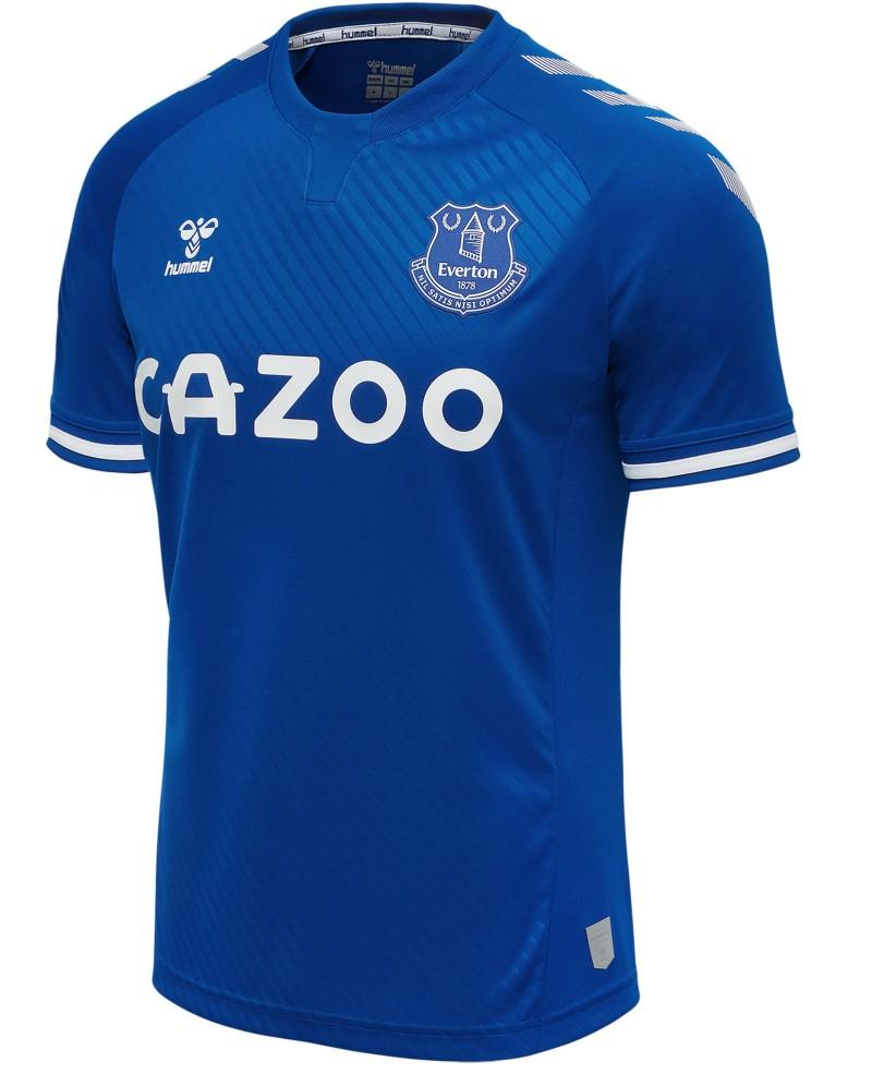 New Everton Hummel Jersey 2020 2021