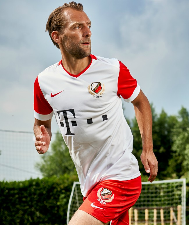 New FC Utrecht Kit 20-21