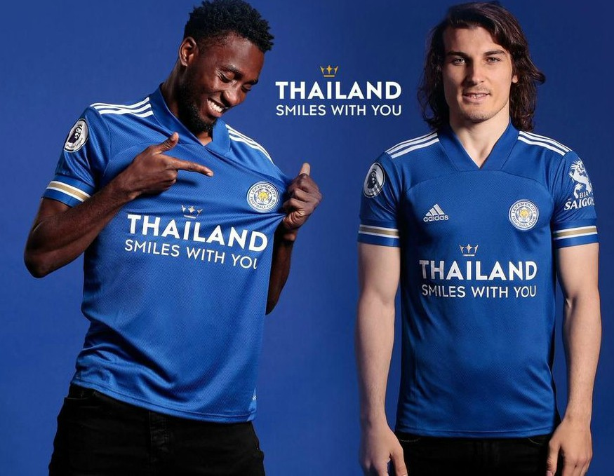 New Leicester City Shirt 2020-2021