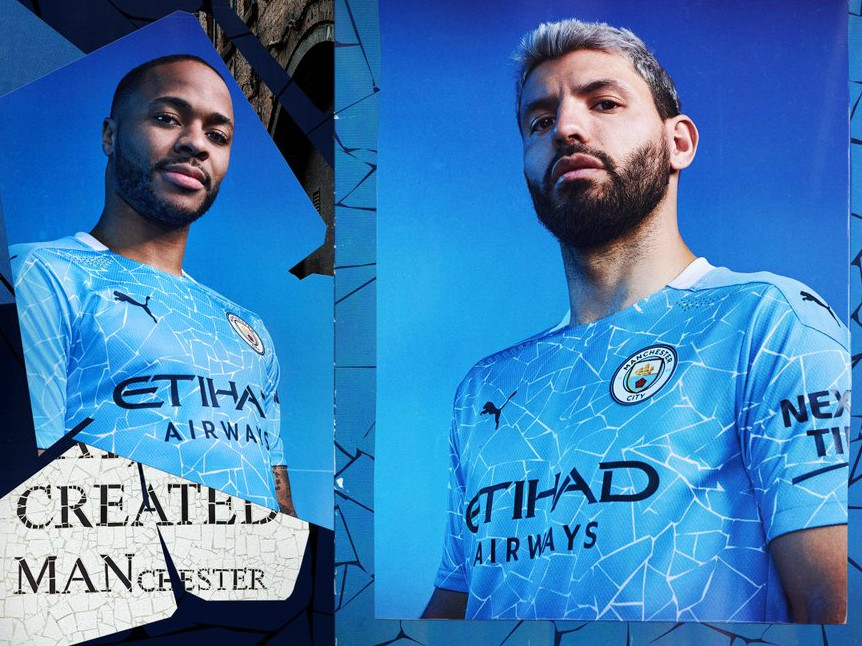 New MCFC Shirt Launch Image 2020-21