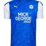 New Posh Home Kit 2020-21 | First Peterborough United Home Shirt as part of Puma deal