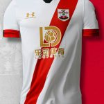New Southampton Home & Third Kits 2020-21 | Under Armour unveil Saints shirts with sash design