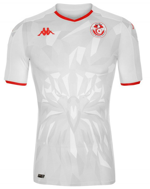 New Tunisia Jersey 2020 2021 Kappa