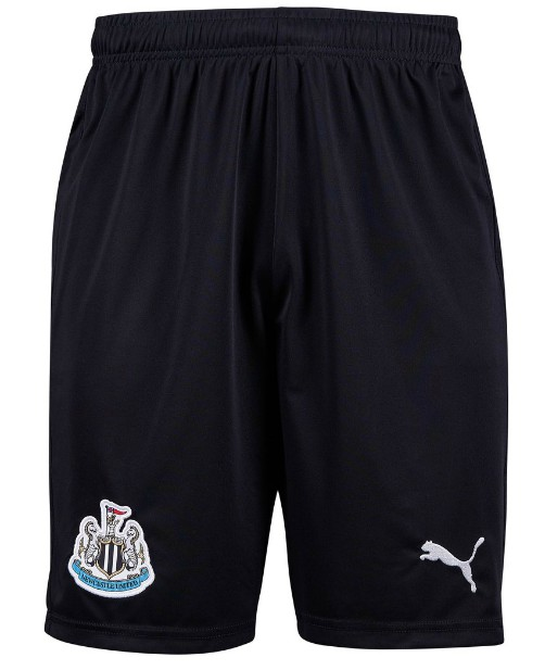 Newcastle United Home Shorts 2020-21
