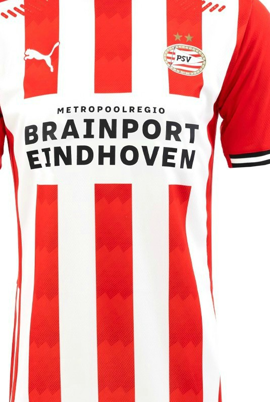 PSV Authentic Version Jersey Players 2020 21