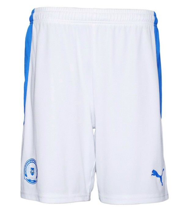 Peterborough United Home Shorts 2020 2021