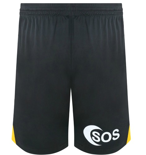 SOS Leak Detection Cambridge United Shorts Sponsor 20-21