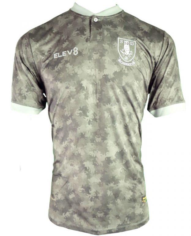 SWFC Camo Shirt 2020-21