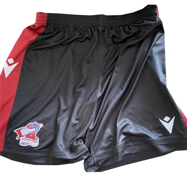 Scunthorpe United Home Shorts 2020-2021