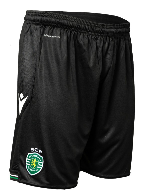 Sporting CP Home Shorts 2020-21