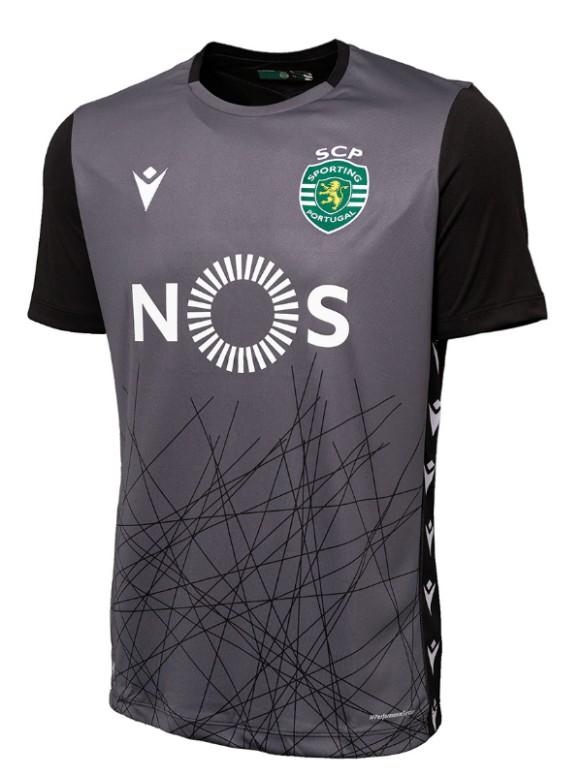 Sporting Lisbon Goalkeeper Shirt 2020-2021 Home