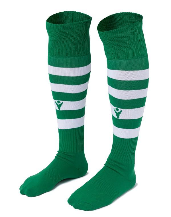 Sporting Lisbon New Home Socks 2020 21