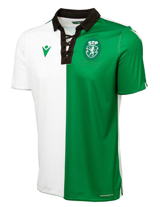 Sporting Lisbon Stromp jersey 2020