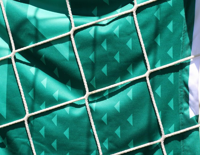 Triangles on Special Betis Green Kit 20-21 Coronavirus