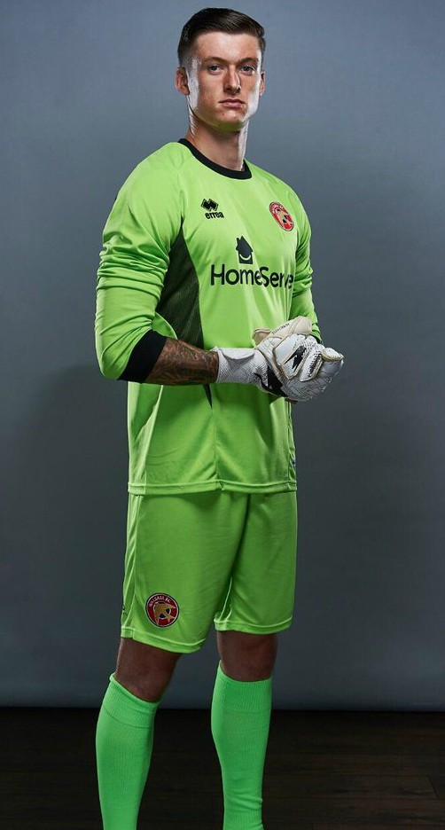 Walsall FC Goalkeeper Jersey 2020 2021