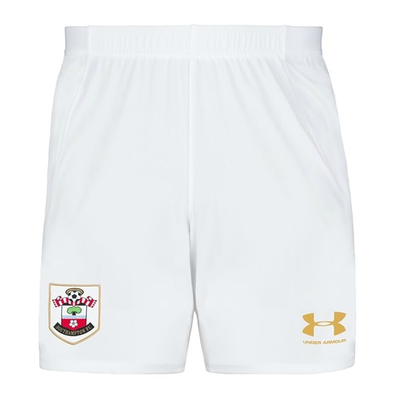 White Southampton Shorts 2020-21 Third Kit