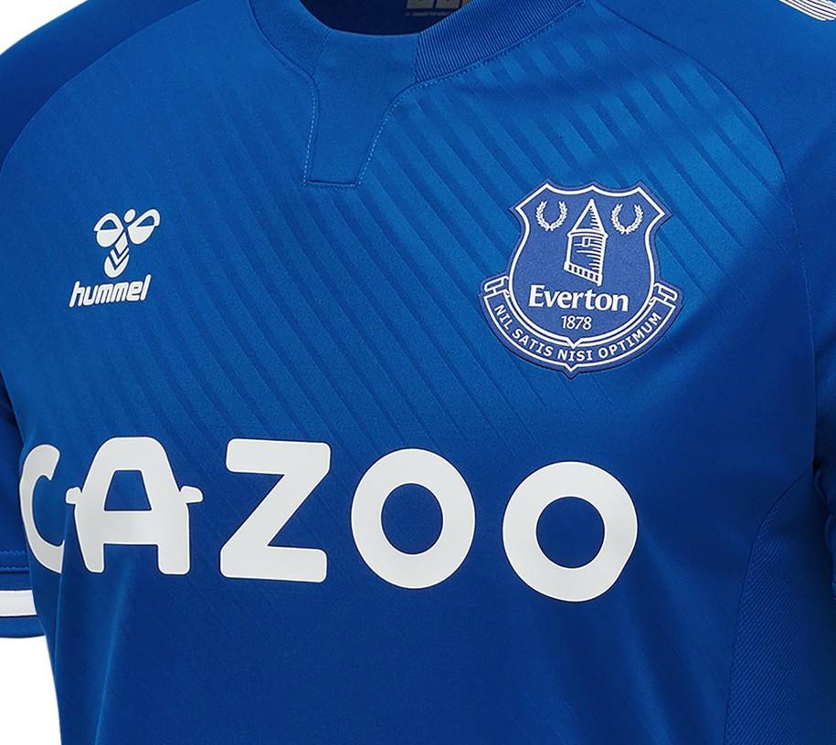 Z Cars Everton Soundbar Shirt 2020-21