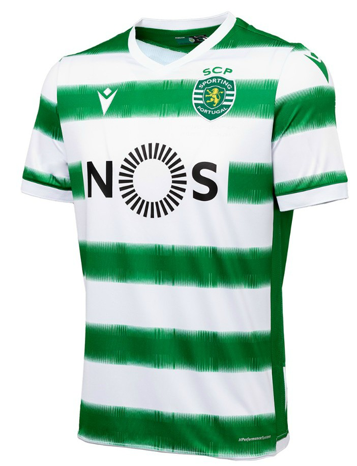 new sporting lisbon kit 2020-21