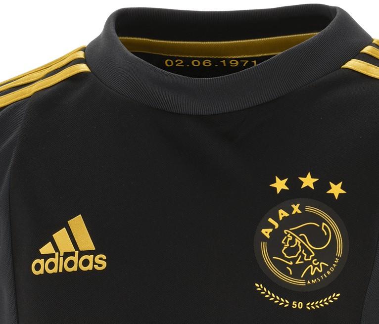 Ajax 02 06 1971 Shirt