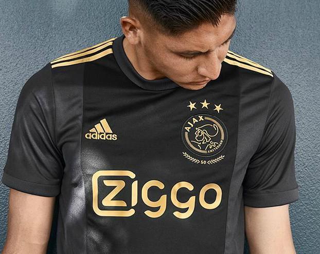 Ajax 50th European Anniversary Shirt