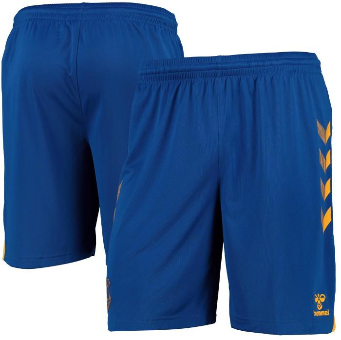 Blue Everton Away Shorts 20-21