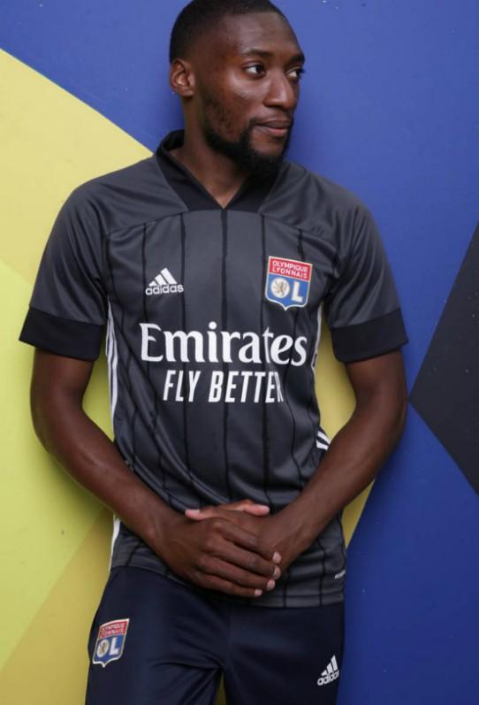 Lyon Away Jersey 2020-21