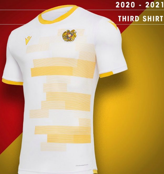 New Armenia Third Kit 20-21