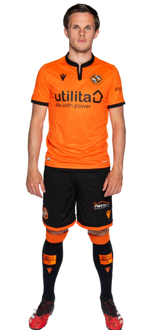 New DUFC Home Strip 2020-2021
