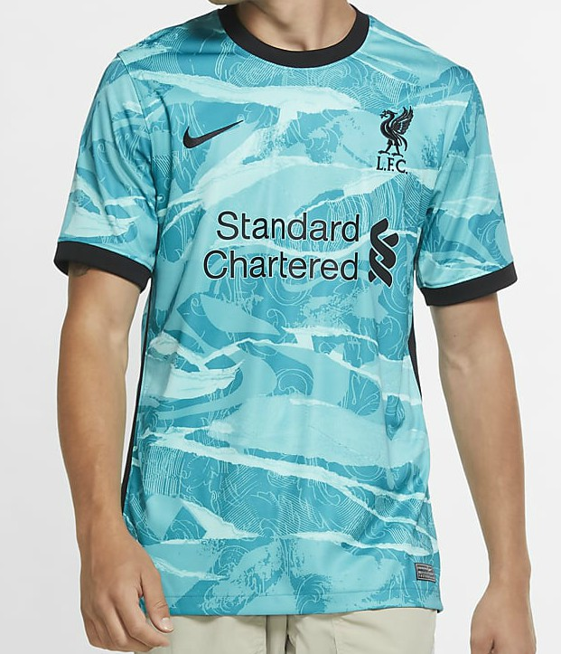 New Liverpool Away Kit 20-21