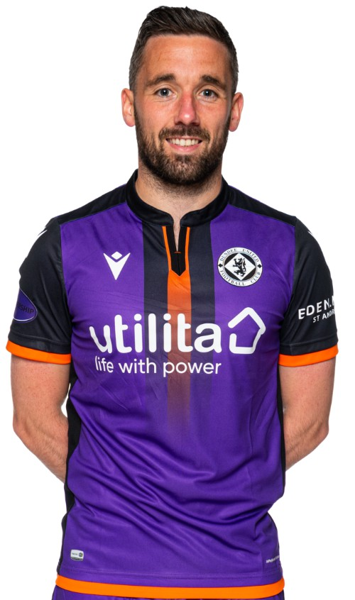 Purple DUFC Away Top 2020-21