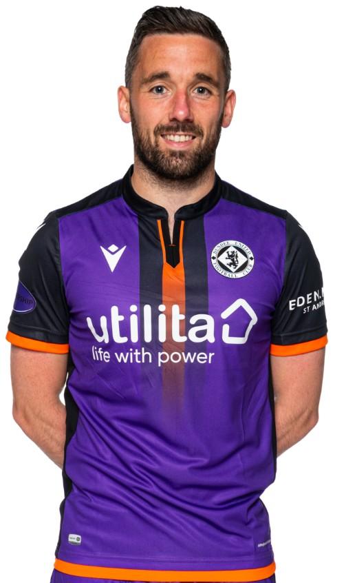 Purple DUFC Away Top 2020-21