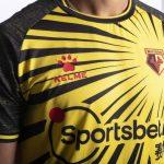 "New Watford Kelme Kit 2020-21 | Watford ""Kaizer Chiefs"" style home jersey 20-21"
