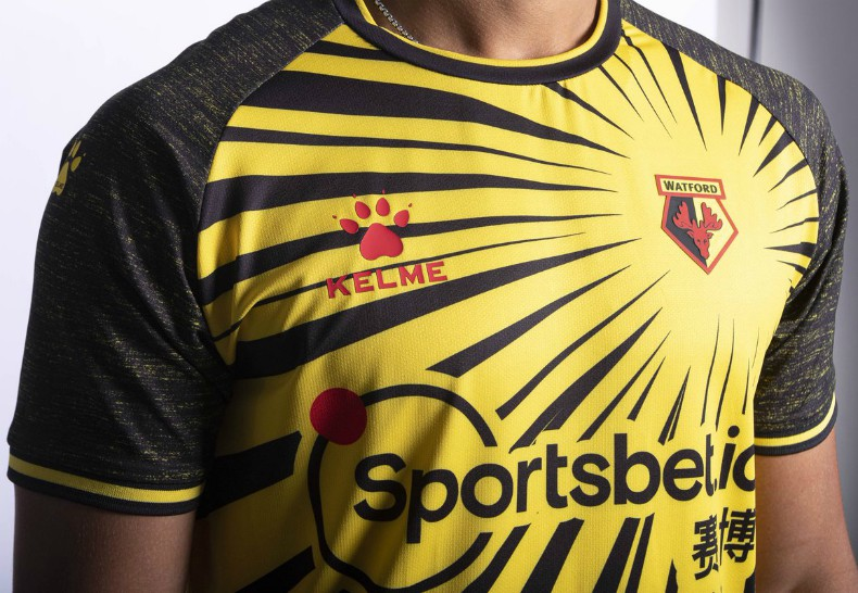 Watford Kaizer Chiefs Jersey 2020