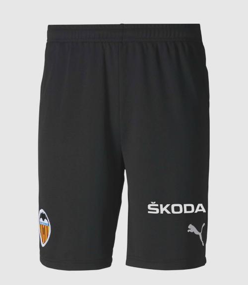 valencia home shorts 20-21